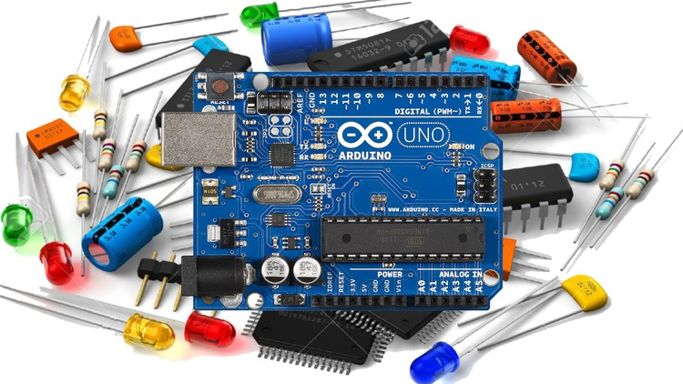 Arduino Projects for Beginners (Complete guide with Proteus) | Udemy