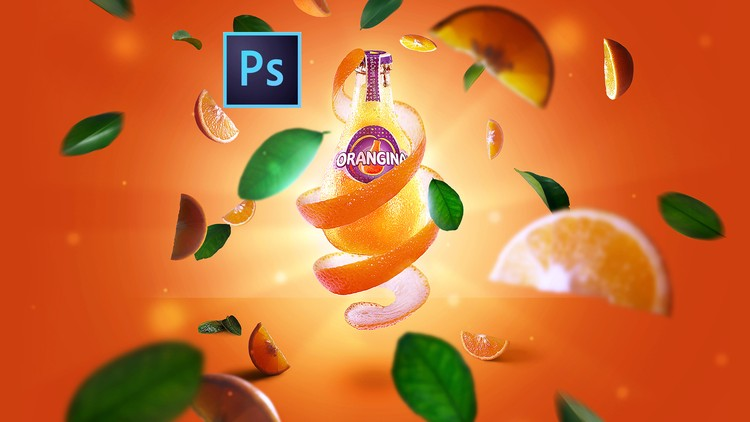 Mastering Photoshop Compositing For Advertising | Udemy