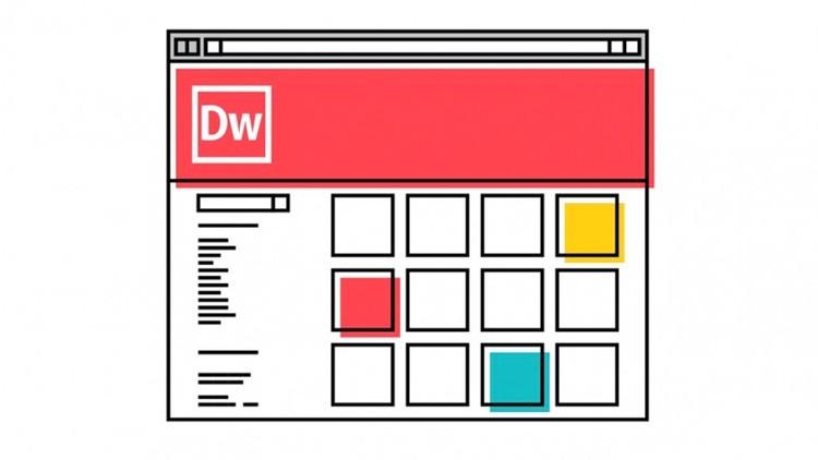 Free Dreamweaver Tutorial - Beginners Adobe Dreamweaver