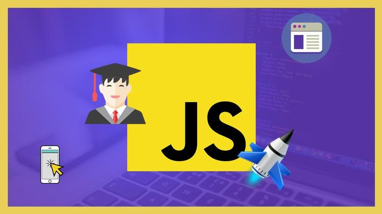 Learn JAVASCRIPT: 77 Quizzes, 25 HWs & 5 Coding Exercises