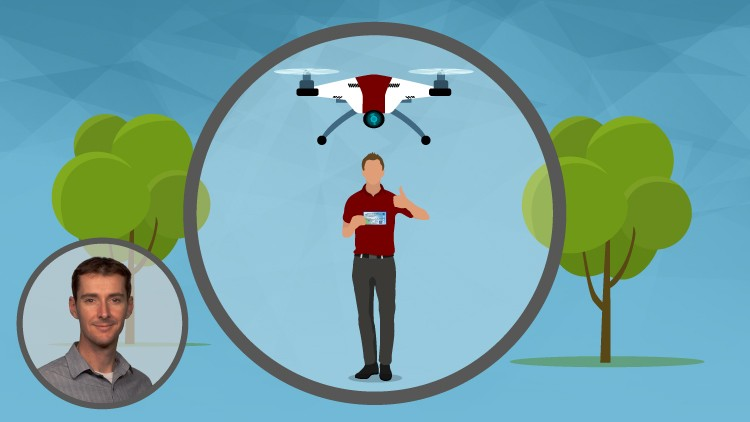 UAS/Drone Remote Pilot Test Prep for Part 107 (Init & Recur) | Udemy