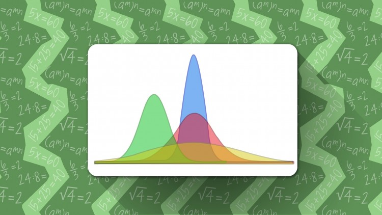 Learn the Normal or Gaussian distribution in statistics | Udemy