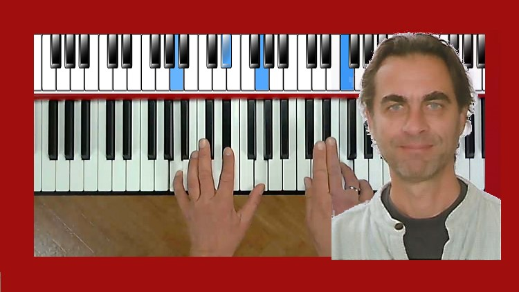 Learn piano or keyboard from scratch – Complete piano course