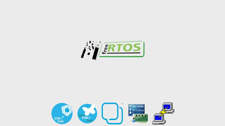 Learn FreeRTOS from scratch | Udemy
