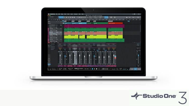 Music Production - Intro to Presonus Studio One ✅ | Udemy