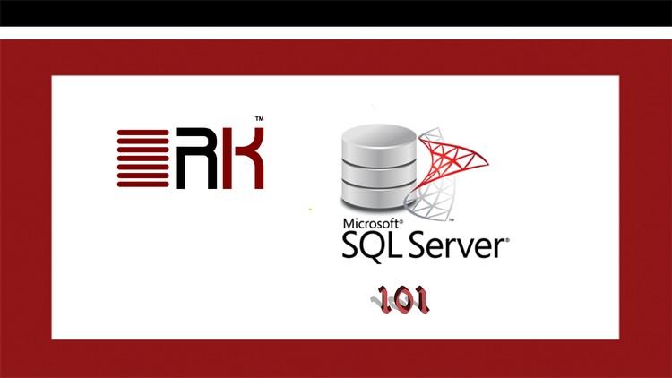 Sql Server 101 Microsoft Sql Server For Absolute Beginners Udemy