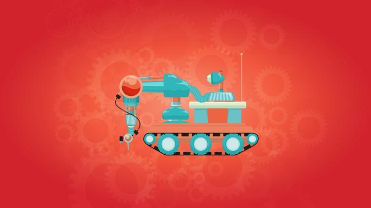 Fundmentals in Robot C and VEX Robotics | Udemy