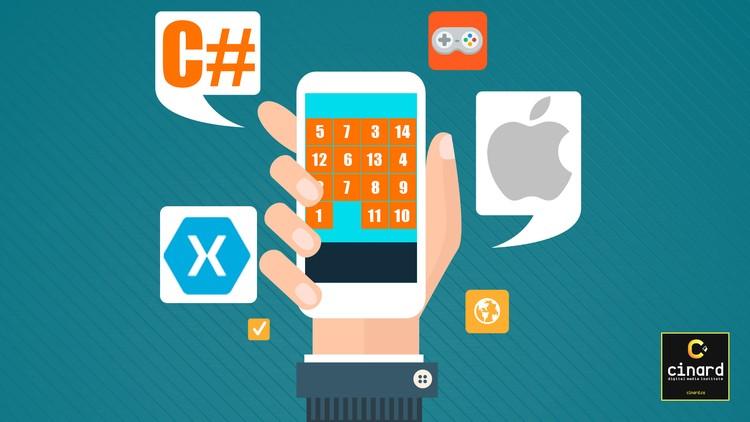 Xamarin iOS Sliding Puzzle C# | Udemy