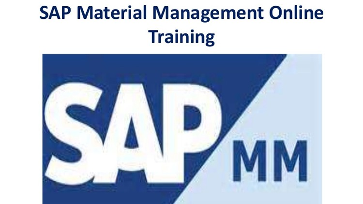 SAP MM - Material Management -SAP Purchasing hands on Course