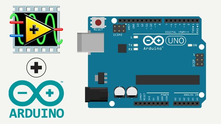 LabVIEW & Arduino | Udemy