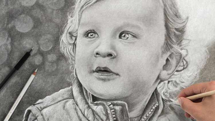 Portrait Drawing The Smart Way | Udemy