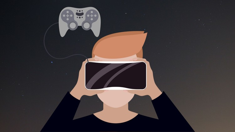 Build Virtual Reality Games for Google Cardboard using Unity | Udemy