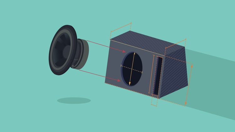 Acoustics 101 : Speaker design basics and enclosure design | Udemy