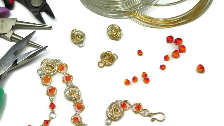 2dd686147 WireWrapping Jewelry Making GutsyGuide: Mastering the Basics | Udemy