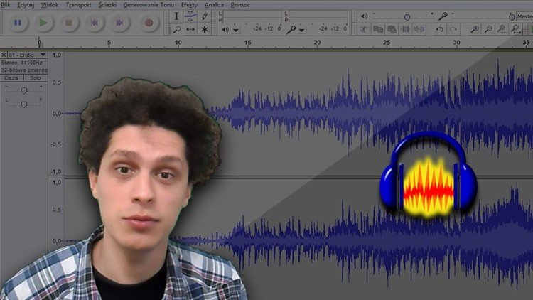 Audacity - Make Your Voice Sound Better For Free | Udemy