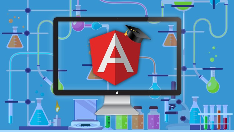Angular 8 Advanced MasterClass & FREE E-Book | Udemy