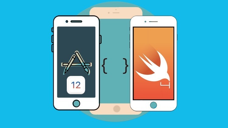 iOS 12 & Swift: The Complete Developer Course (Project base