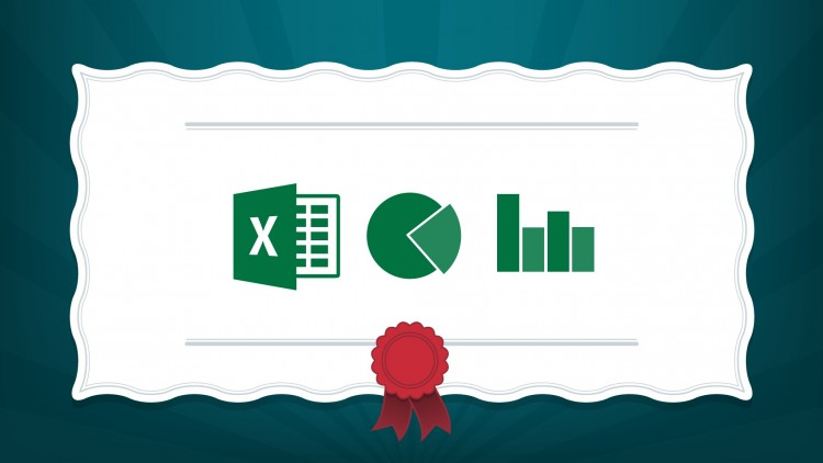 Microsoft Excel Beginner and Intermediate with Certificate