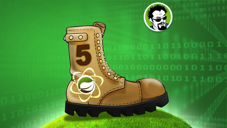 The Ultimate Spring Framework 5 Course (Beginner to Expert) | Udemy
