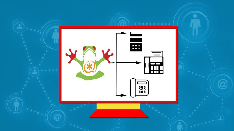 FreePBX Asterisk 13 VoIP Server Administration Step by Step | Udemy