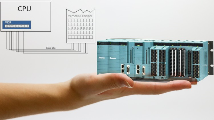PLC Advance Course Data Registers and Internal Relays | Udemy