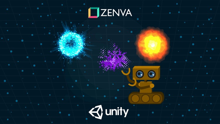 Unity Game Development - Intro to Creating Particle Effects | Udemy