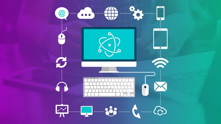 Beginners Guide to Electron Framework | Udemy