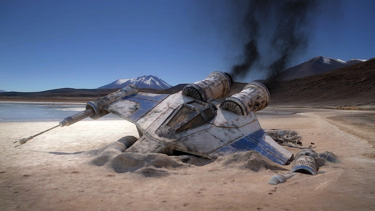 Maya 2018 VFX - Learn to create Visual effects using Maya