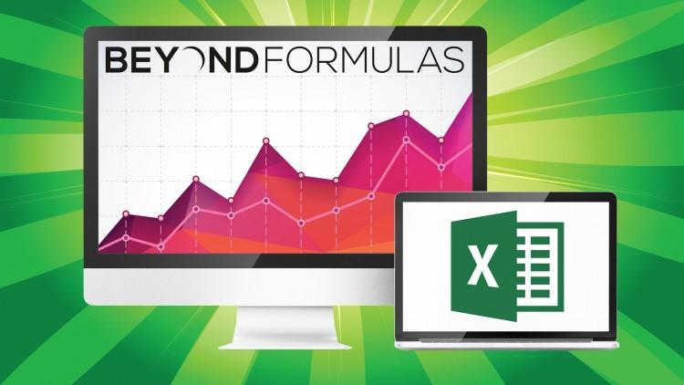 BeyondFormulas: Complete MS Excel Techniques & Modeling | Udemy