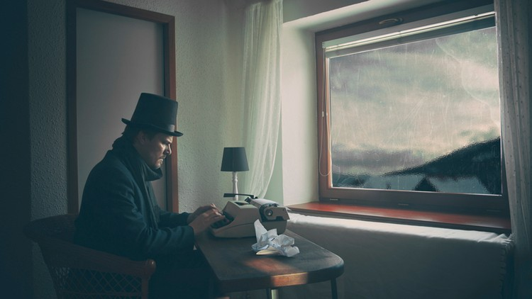 How to Write Your Own Horror Novel   Udemy