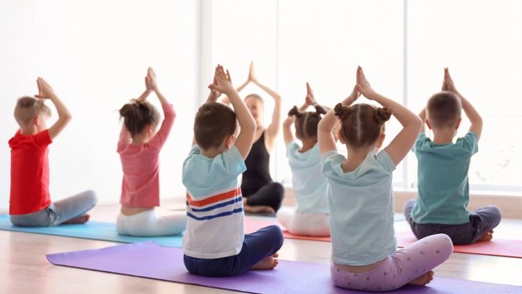 Image result for yoga kids