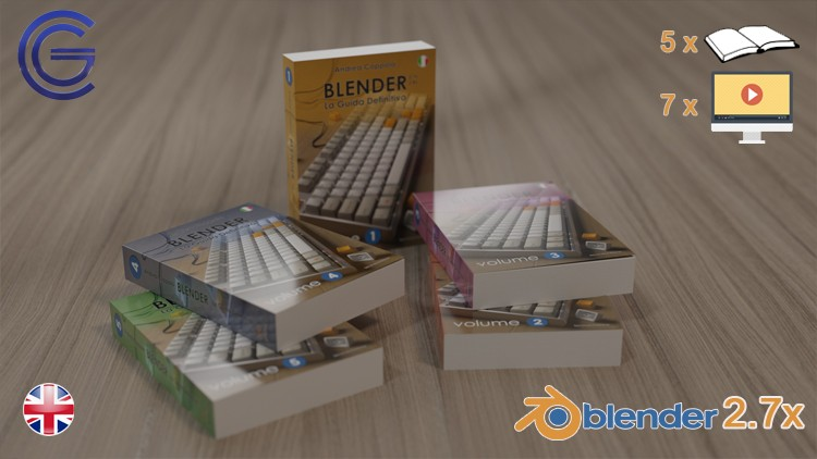 BLENDER - THE ULTIMATE GUIDE