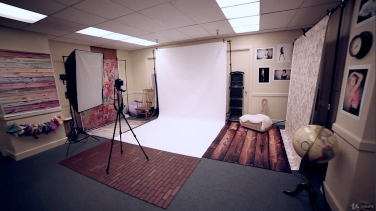 Set Up A Photography Studio With Equipment - On A Budget | Udemy
