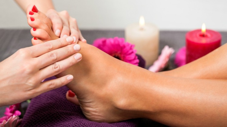 Fully Accredited Reflexology Diploma Heal Via Your Feet