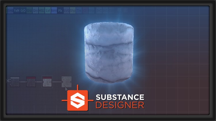 Learn to Build Snow Shaders with Substance Designer | Udemy