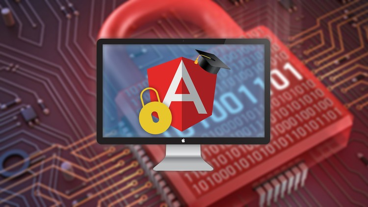 Angular Security Masterclass (with FREE E-Book) | Udemy