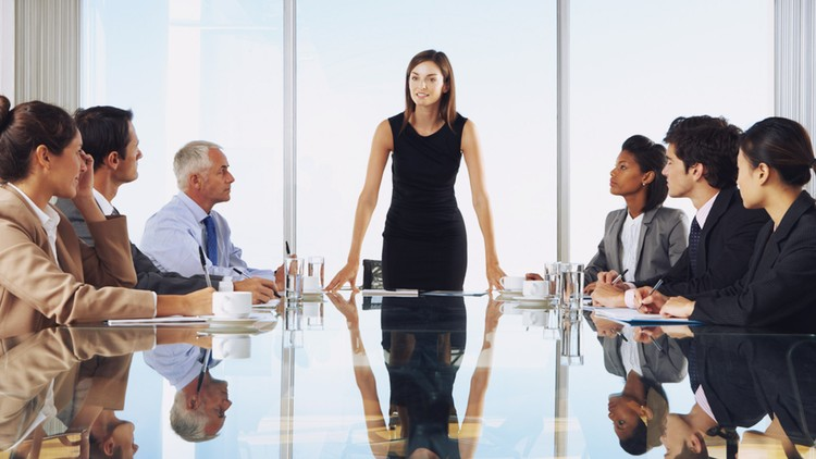 Succeed, Influence and Inspire as a Woman in Leadership | Udemy