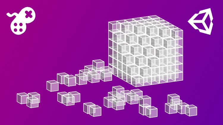 How to Program Voxel Worlds Like Minecraft with C# in Unity | Udemy