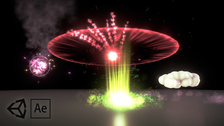 Advanced Particle VFX in Unity and After Effects | Udemy