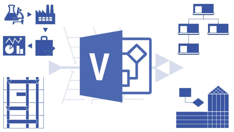 Microsoft VISIO 2016 Tutorials - Design Processes Like a Pro | Udemy