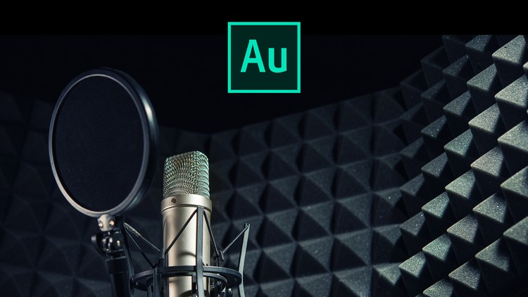 Post-Production of Voice Recordings - Adobe Audition | Udemy
