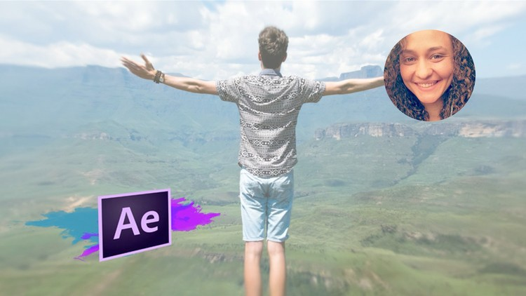 Create 3D Parallax Video Slideshow Easily in After Effects! | Udemy