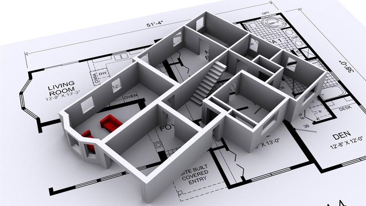 Charmant Interior Architecture Plan Design Course | Urdu/Hindi | Udemy