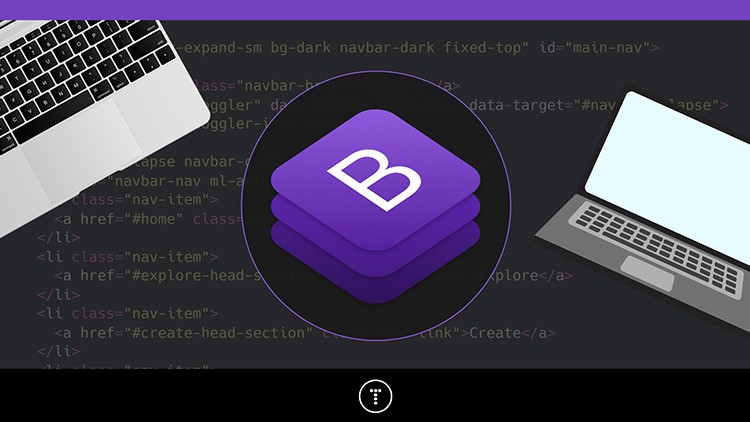 Become a Bootstrap 4 Boss: Modern Front-End Development | Udemy