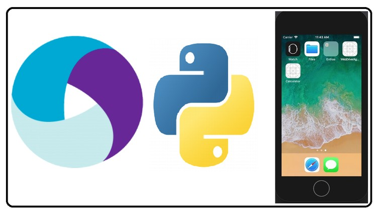 Mobile Application Automation using Python   Udemy