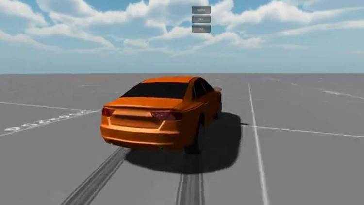 Car Control Project in Unity 3D | Udemy