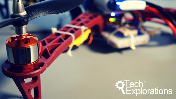 Tech Explorations™ Make an Open Source Drone   Udemy