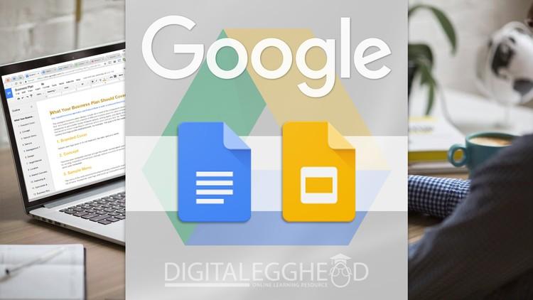 Google Docs & Slides - Beginner to Expert   Udemy