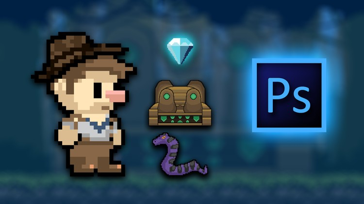 Learn Video Game Design with Adobe Photoshop CC | Udemy