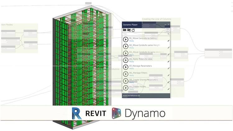 BIM Revit 2018 Rebar Modeling with Dynamo | Udemy